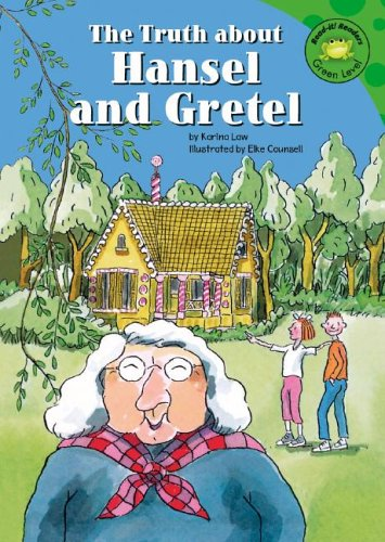 9781404805590: The Truth about Hansel and Gretel (Read-It! Readers: Green Level)