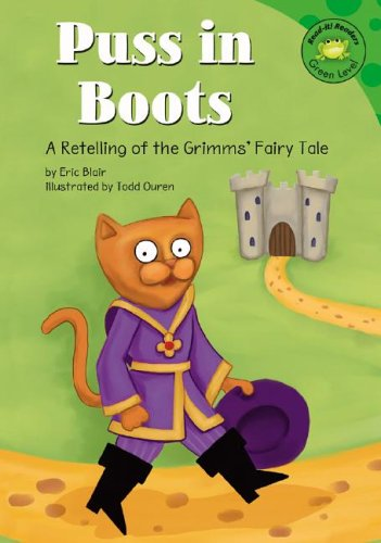 9781404805910: Puss in Boots: A Retelling of the Grimms' Fairy Tale (Read-It! Readers: Fairy Tales)