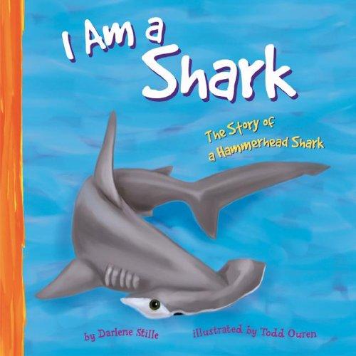 9781404805996: I Am a Shark: The Life of a Hammerhead Shark (I Live in the Ocean)