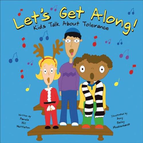 9781404806221: Let's Get Along!: Kids Talk About Tolerance
