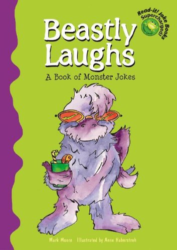 9781404806252: Beastly Laughs: A Book of Monster Jokes (Read-It! Joke Books-Supercharged!)