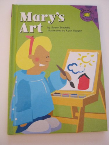 9781404810563: Mary's Art (Read-It! Readers)