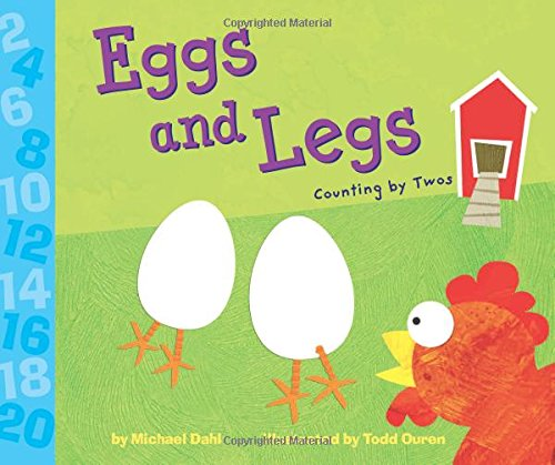 Eggs and Legs: Counting by Twos (Know: Michael Dahl