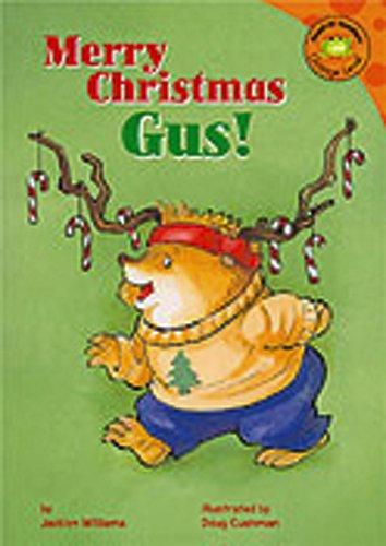 Merry Christmas, Gus! (Read-It! Readers: Gus the Hedgehog): Jacklyn Williams