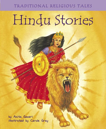 9781404813090: Hindu Stories (Traditional Religious Tales)