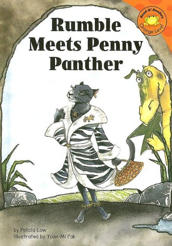 9781404813311: Rumble Meets Penny Panther (Read-It! Readers: Rumble's Cave Hotel)