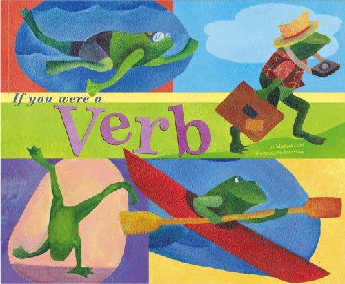 9781404813540: If You Were a Verb (Word Fun)
