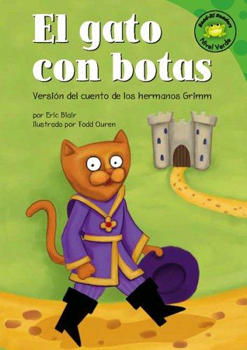 9781404816350: El gato con botas: Versión del cuento de los hermanos Grimm (Read-it! Readers en Español: Cuentos de hadas) (Spanish Edition)