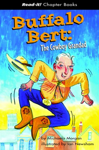 9781404816602: Buffalo Bert: The Cowboy Grandad (Read-It! Chapter Books)