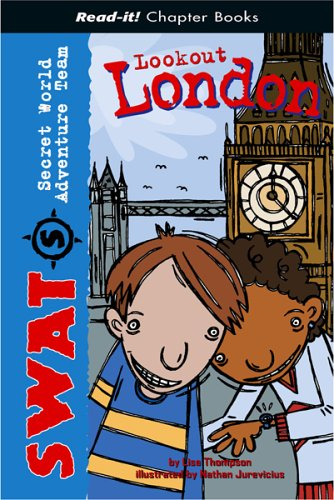 9781404816725: Lookout London (Read-It! Chapter Books: SWAT)