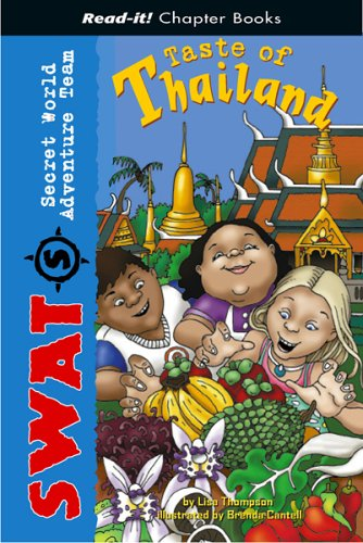 9781404816770: Taste of Thailand (Read-It! Chapter Books: SWAT)