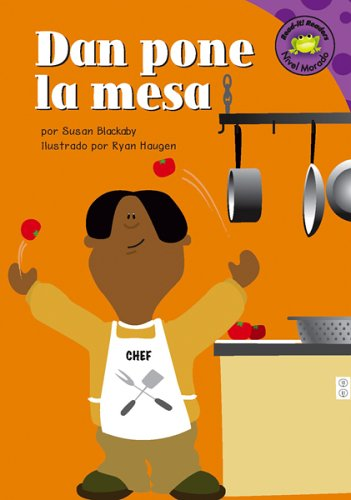 Dan pone la mesa (Read-it! Readers en Español: Story Collection) (Spanish Edition) (1404816828) by Blackaby, Susan