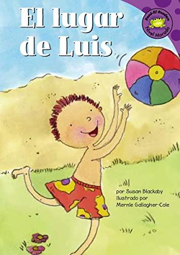 9781404816886: El lugar de Luis (Read-it! Readers en Español: Story Collection) (Spanish Edition)