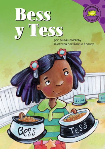 9781404816893: Bess y Tess (Read-it! Readers en Español: Story Collection) (Spanish Edition)