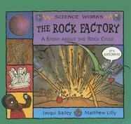 9781404819979: The Rock Factory: The Story About the Rock Cycle (Science Works)