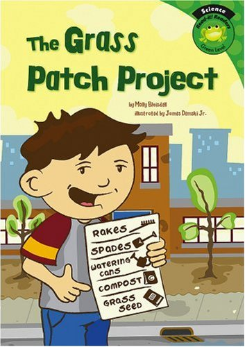 9781404822962: The Grass Patch Project (Read-it! Readers: Science)