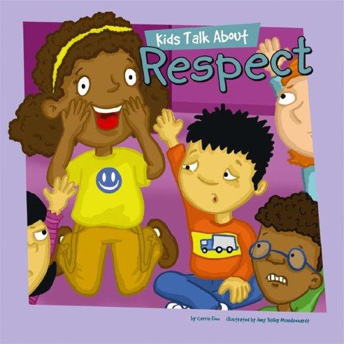 9781404823181: Kids Talk About Respect (Kids Talk Jr.)