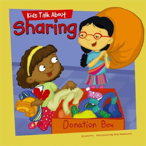9781404823198: Kids Talk About Sharing (Kids Talk Jr.)