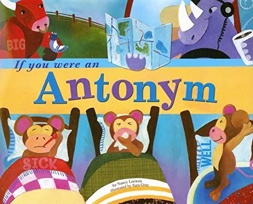 If You Were an Antonym (Word Fun): Loewen, Nancy