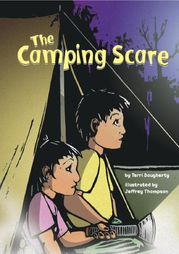 9781404824058: The Camping Scare (Read-It! Readers)