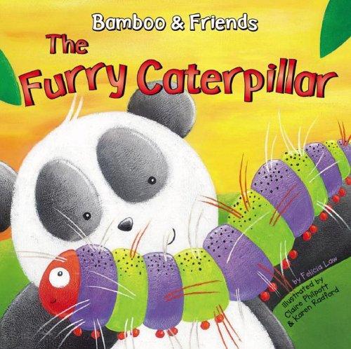 9781404825994: The Furry Caterpillar (Bamboo & Friends)