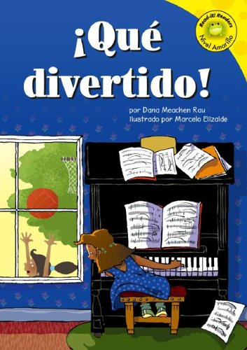 Que divertido! (Read-it! Readers en Español: Story Collection) (Spanish Edition) (1404826513) by Meachen Rau, Dana
