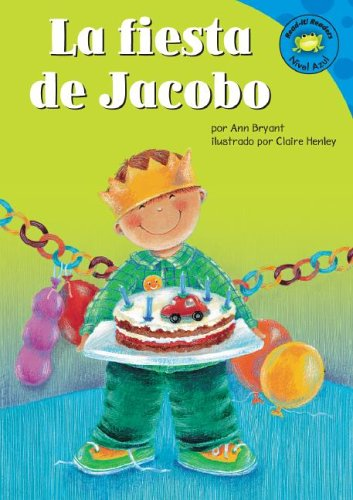 9781404826830: La Fiesta de Jacobo (Read-It! Readers En Espanol)