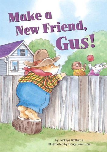 9781404827110: Make a New Friend, Gus! (Read-It! Readers: Gus the Hedgehog)