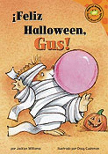 9781404830189: Feliz Halloween, Gus! (Read-it! Readers en Español: Gus el erizo) (Spanish Edition)