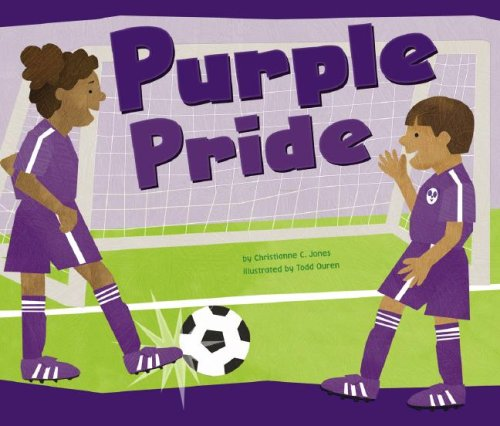 9781404831094: Purple Pride (Know Your Colors)