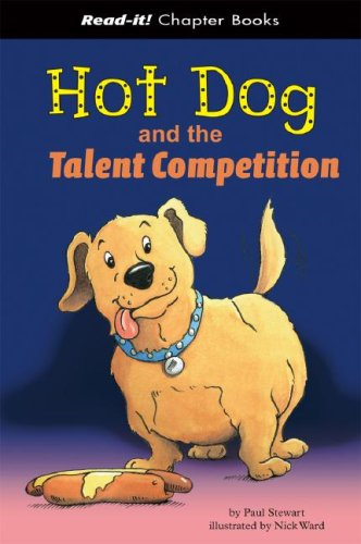 9781404831292: Hot Dog and the Talent Competition (Read-It! Chapter Books)