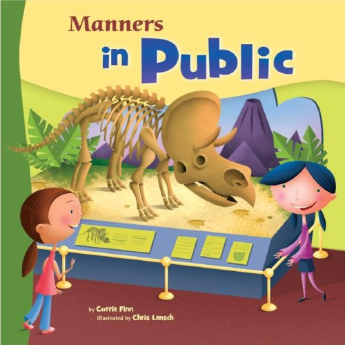 9781404831537: Manners in Public (Way To Be!: Manners)