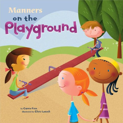 9781404831544: Manners on the Playground (Way To Be!: Manners)