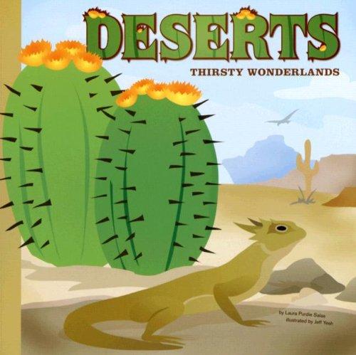 Deserts: Thirsty Wonderlands (Amazing Science: Ecosystems): Salas, Laura Purdie