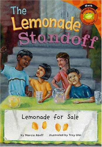 9781404836723: The Lemonade Standoff (Read-It! Readers: Math - Levels Green D)