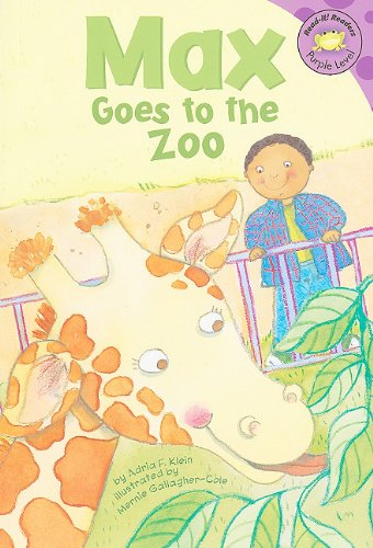 9781404836839: Max Goes to the Zoo (Read-It! Readers: The Life of Max)