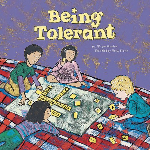 9781404837768: Being Tolerant (Way to Be!)