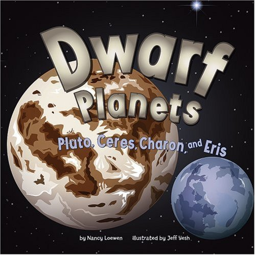 9781404839595: Dwarf Planets: Pluto, Charon, Ceres, and Eris (Amazing Science: Planets)