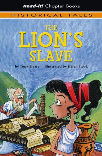 9781404840508: The Lion's Slave (Read-It! Chapter Books: Historical Tales)