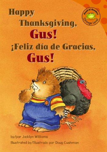 9781404841451: Feliz Dia De Gracias, Gus! / Happy Thanksgiving, Gus! Interactive (Read-It! Readers en Espanol) (English and Spanish Edition)