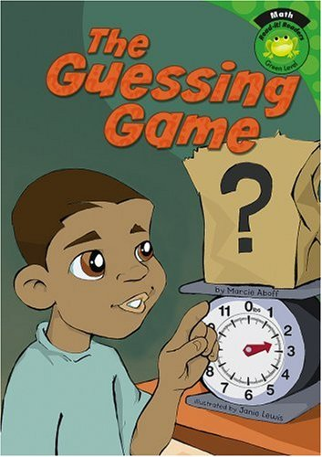9781404842090: The Guessing Game (Read-it! Readers: Math)
