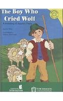 a retelling of the boy who cried wolf There once was a shepherd boy who was bored as he sat on the hillside watching the village sheep to amuse himself he took a great breath and sang out, wolf but when they arrived at the top of the hill, they found no wolf the boy laughed at the sight of their angry faces.