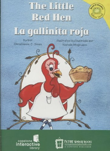 9781404844018: The Little Red Hen/ La Gallinita Roja (Read-it! ReadersYellow Level) (English and Spanish Edition)