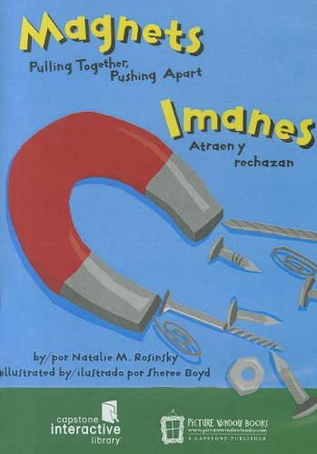 9781404844384: Imanes / Magnets D (Amazing Science Interactive) (Spanish Edition)