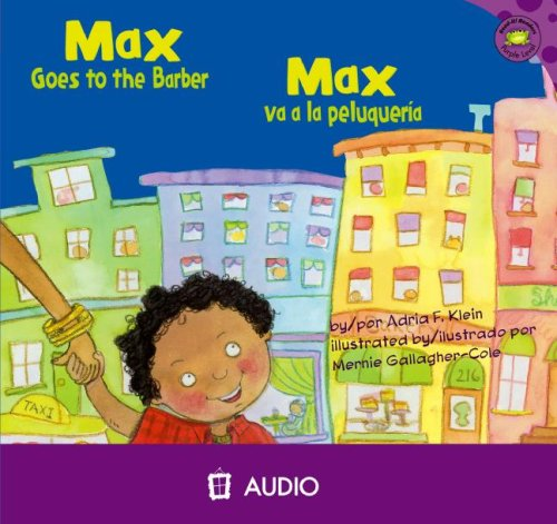 9781404844612: Max Goes to the Barber/Max Va a la Peluqueria (Read-it! Readers en Espanol: La Vida de Max)
