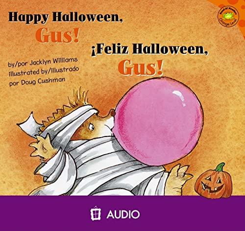 9781404844629: Happy Halloween, Gus!/Feliz Halloween, Gus! (Read-It! Readers: Gus the Hedgehog Orange Level)