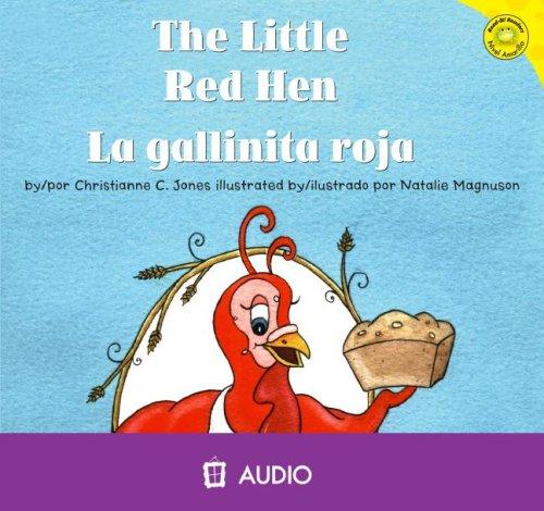 9781404844674: The Litte Red Hen / La Gallinita Roja (Read-it! Readers en Espanol: Nivel Amarillo) (Spanish and English Edition)