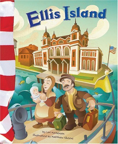 Ellis Island (American Symbols): Lori Mortensen