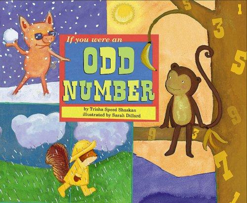 9781404847941: If You Were an Odd Number (Math Fun)