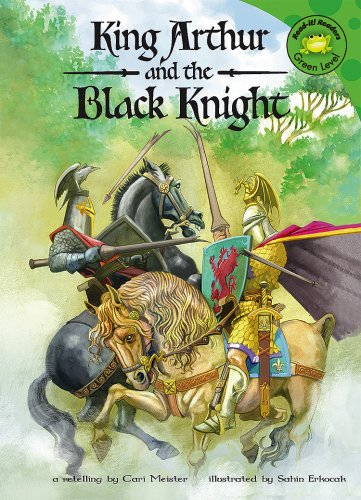 9781404848344: King Arthur and the Black Knight (Read-It! Readers: Legends)
